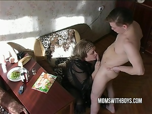 Mama Reads Porn And Gets Extremely Horny