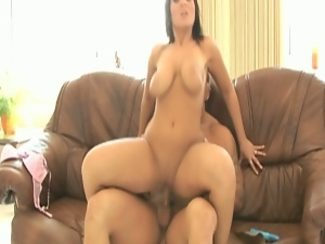 Delicious busty claire dames in hardcore action