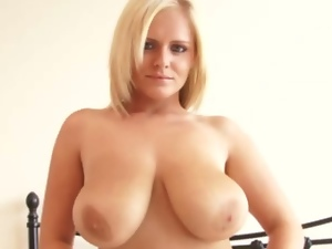 Victoria summers's huget tits on camera