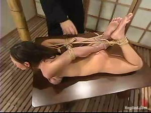 Poor Venus gets her tits tortured in BDSM video
