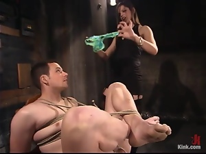 Poor man is going to feel like shit when Bobbi Starr is here