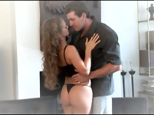 Rita Faltoyano is receiving some hard pumps in ass