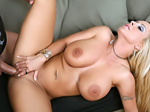 Milf impaled on big cock
