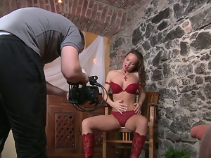 bts red hot lingerie