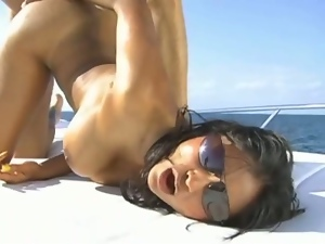Priya Rai Fucked In Boat Sea. Part 4