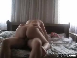 Position 69 and wild sex with horny redhead