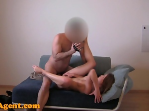 FakeAgent HD Medical student does deep anal