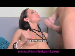 FemaleAgent Blowjobs are best