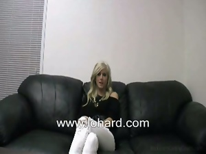 Castings 158  backdoor secretary porn part1