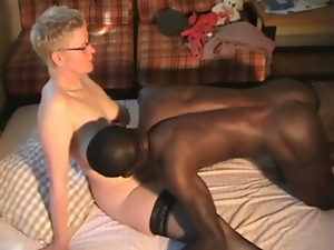 Interracial Pussy Licking