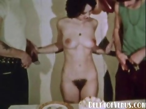 Classic Porn early 1970s  Happy Fuckday
