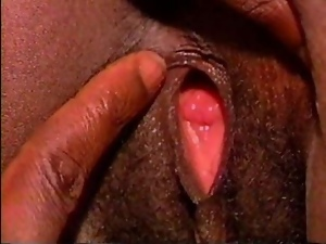 Ebony Pussy Closeups of Hot Black Sex