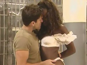 Mixing Up the Gene Pool with Interracial Ebony Fucking