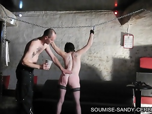 fisting hogtied rough sex bdsm compilation 2