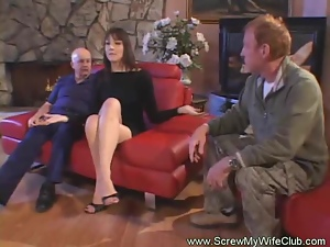 Mrs. Little Likes Stranger Swinger Sex