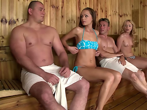 Sauna Sweeties