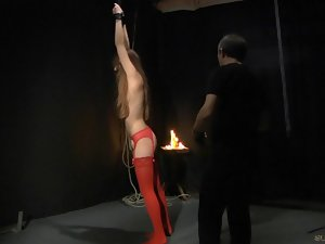 The Redness of a Whipping Session