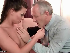 Grandpas and Teens Sex Compilation