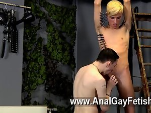 Twink movie After getting some lessons in cock adore and pain from