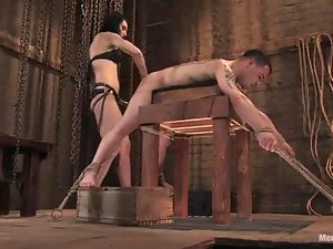 Simone Cross Ties Lave To Saw Ho...