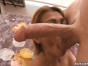 Delightful and wet pussy