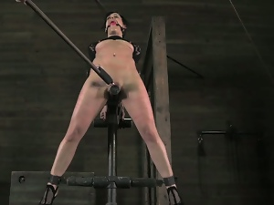 Elise graves tied up and teased