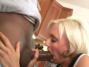 Busty milf torrey pines is hungry for black cock