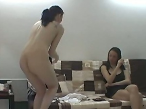 Real czech lesbians at the casting studio