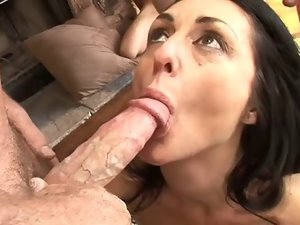 Filthy bitch swallow #1
