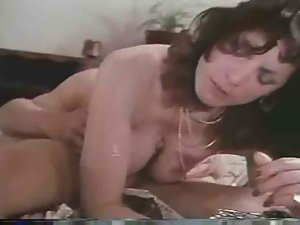 Kay Parker handcuffed banged