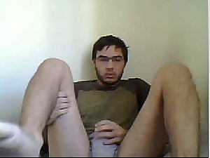 chaps feet on webcam male feet pies de hombre piedi pieds