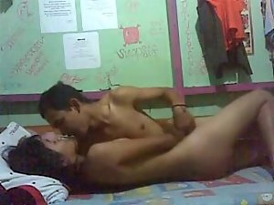 Indonesian 18 years old lover sex scandal