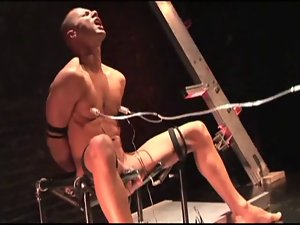 INTERROGATION - BDSM play NAN