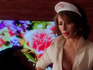 Jennifer Love Hewitt - Sensual Nurse Costume