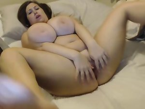 top heavy young woman 3