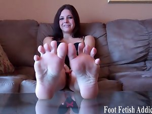Pamper my ideal petite size 10 feet