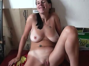 Beautiful Submissive German Slave, Shagged and Cum on Cunt 3