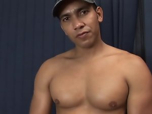 Straight chaps jerking - 5 - shot 6