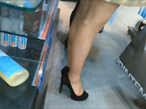 luscious french pharmacist in heels (part 4)