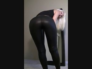 mistress minxy leggings part 2