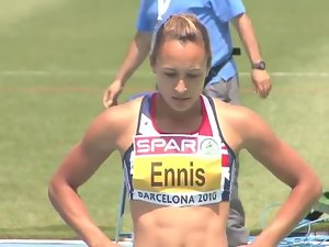 Jessica Ennis - UK Olympic Gold Medal Naughty ass - Ameman
