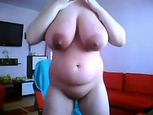 Chesty Mommy Blond enormous melons