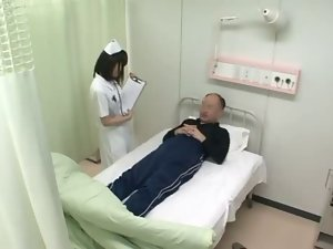 18 years old Nurse Service to Older Man 1