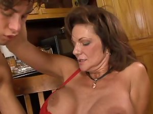 Solid seduces a 19 years old salesman