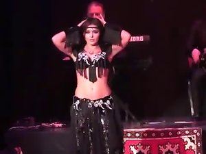 Alla Kushnir sexual belly Dance part 60