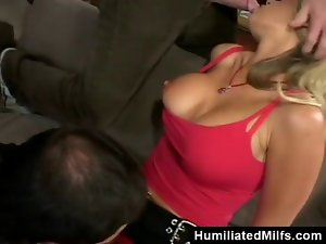 Ganbanged Young lady Drenched In Jizz
