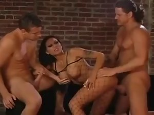Anna Nova Smoking and Screwing 2 Chaps