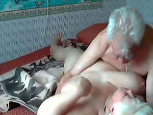 Cock sucking buxom #2