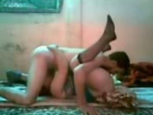Fatty Arabian iranian Mature whore banging with 18 years old Lover