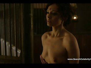 Laura Haddock full frontal naked and sex doggy style - HD
